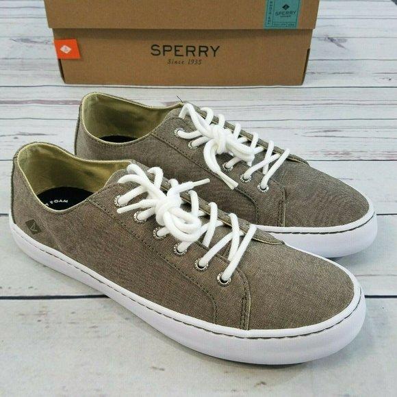 Sperry Shoes   Cutter Ltt Mens Sneakers